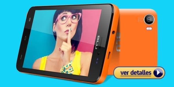 Mejores celulares BLU Android: BLU Studio 5.0 C HD