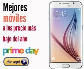 Ofertas Amazon Premium Day: Móviles