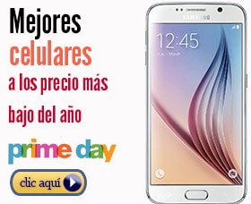 Ofertas de Amazon Prime Day Celulares