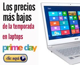 Ofertas de Amazon Prime Day Computadoras Laptops