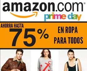 Ofertas de Amazon Prime Day: Ropa