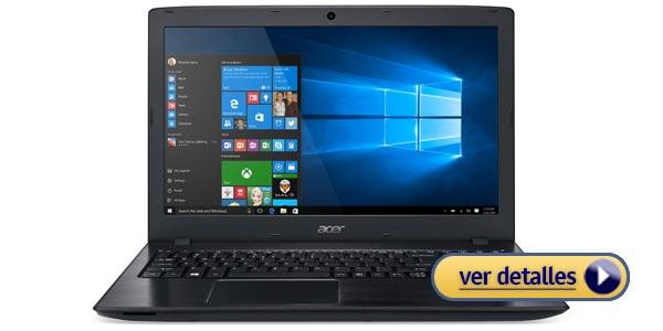 laptop para estudiantes baratas Acer Aspire E 15