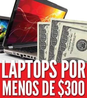 laptops por menos de $300