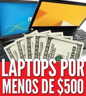 laptops por menos de 500