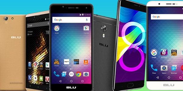 mejores celulares blu moviles