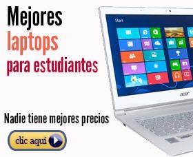 mejores laptops para estudiantes portátiles