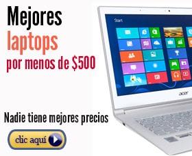 mejores laptops por menos de 500