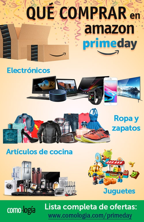 que comprar en amazon prime day