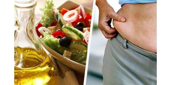 ¿Funciona la dieta mediterránea para adelgazar?