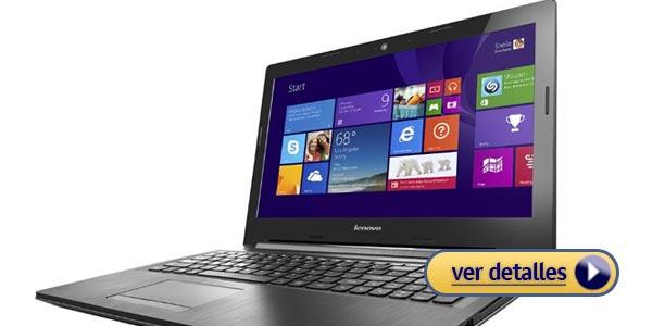 Laptops para juegos baratas: Lenovo G50 80E3005NUS