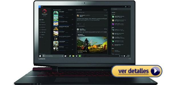 Lenovo IdeaPad Y700 pantalla grande produccion musical
