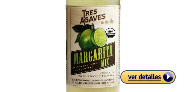 Mejor mezcla orgánica de margaritas: Tres Agaves