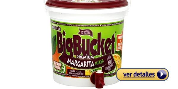 Mejor mezcla para hacer margaritas granizadas: Big Bucket Premium de Master of Mixes