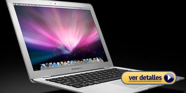 Mejores laptops para fotografía: Apple MacBook Air