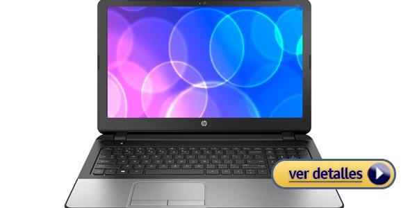Mejores laptops para producir música: HP ProBook 350