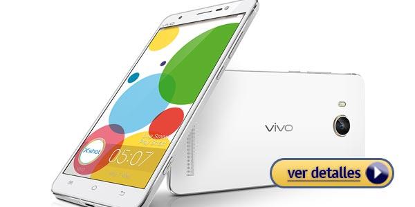 Móviles Android que se comparan con el iPhone: Vivo Xshot