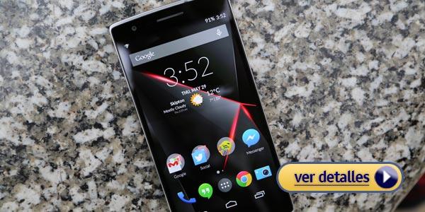 Móviles chinos mejores que el iPhone: OnePlus One