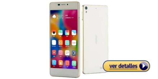 Móviles chinos que se comparan con el iPhone: Gionee Elife S5.1