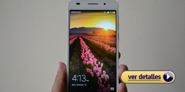 Móviles chinos que se comparan con el iPhone: Huawei Honor 6