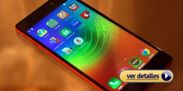 Móviles chinos que se comparan con el iPhone: Lenovo Vibe X2