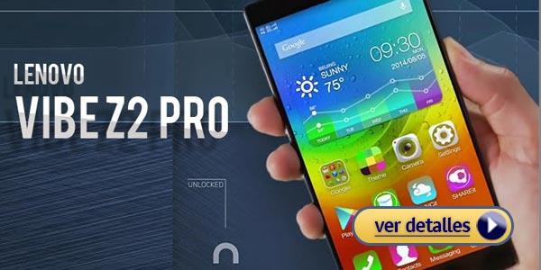 Móviles chinos que se comparan con el iPhone: Lenovo Vibe Z2