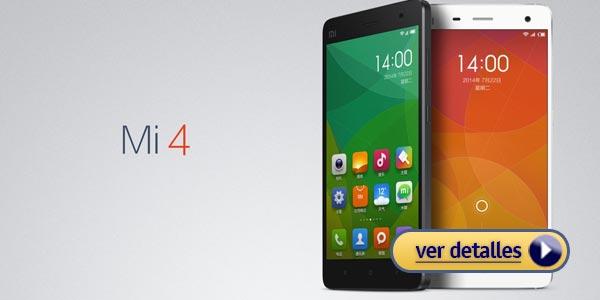 Móviles chinos que se comparan con el iPhone: Xiaomi Mi4