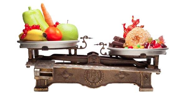 Resumen de la dieta volumétrica