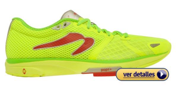 Zapatos para mejorar el pie plano: Distance IV de Newton