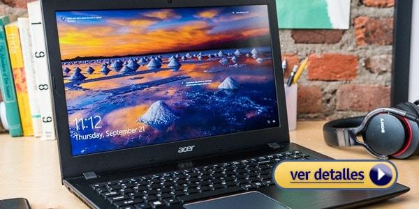 acer e15 laptop barata para produccion musical