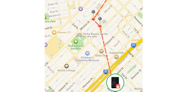 aplicacion buscar mi iphone encontrar un iphone sin bateria