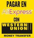 como pagar en aliexpress con western union