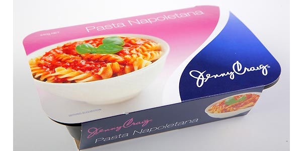 dieta jenny craig comida preparada perder peso adelgazar