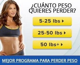 dieta jenny craig perder peso adelgazar rapido