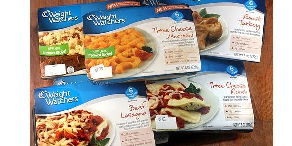 dieta weight watcher puntos comidas
