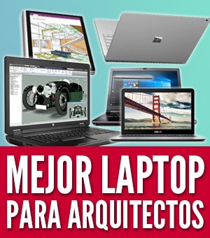 laptops para arquitectos computadora