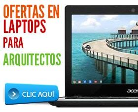 laptops para arquitectos ofertas precios