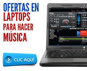 laptops para hacer musica ofertas precio