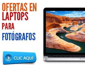 mejroes laptops para fotógrafos
