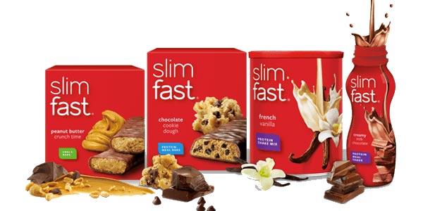 ¿Cómo funciona la dieta Slim-Fast?