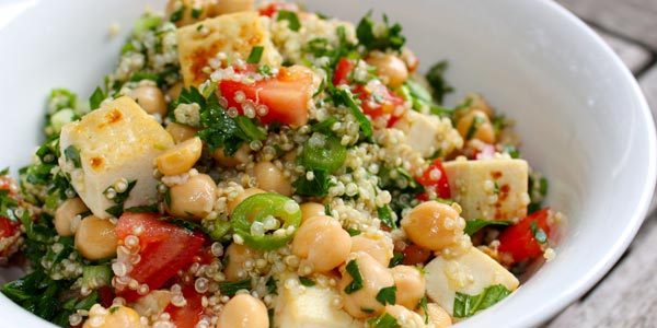 La mejor dieta vegana para bajar de peso
