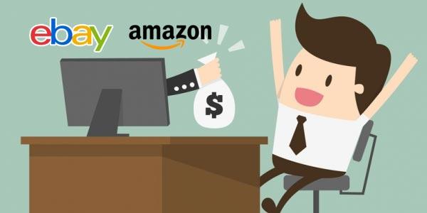 Cómo tener éxito al vender en Amazon o eBay