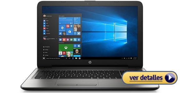 HP 15 AY013NR mejor computadora para programar
