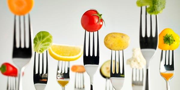 Lo que debes y no debes hacer durante la dieta Comida Cruda