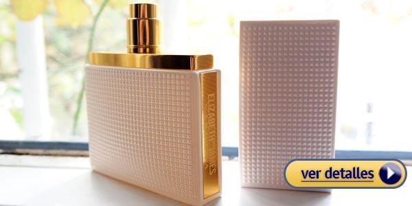 Mejor perfume de mujer Nirvana White de Elizabeth y James