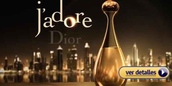Mejor perfume para mujeres de este ano Jadore de Dior