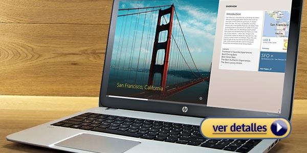 Mejor portátil para programadores HP Envy 15