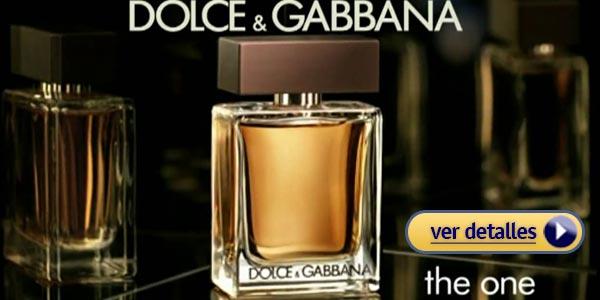 Mejores fragancias para hombre: Dolce & Gabbana The One