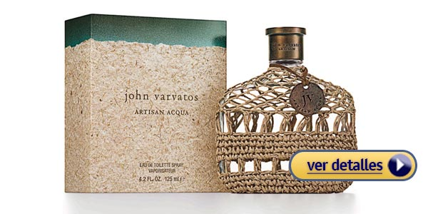 "Mejores perfumes para hombre: John Varvatos ""Artisan Acqua"""