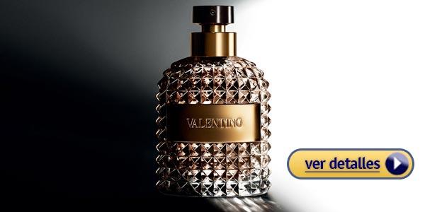 Mejores perfumes para hombre Valentino Uomo