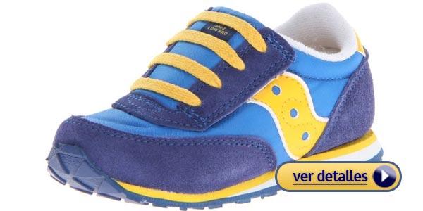 Mejores zapatos para niños con pie plano: Saucony Kids